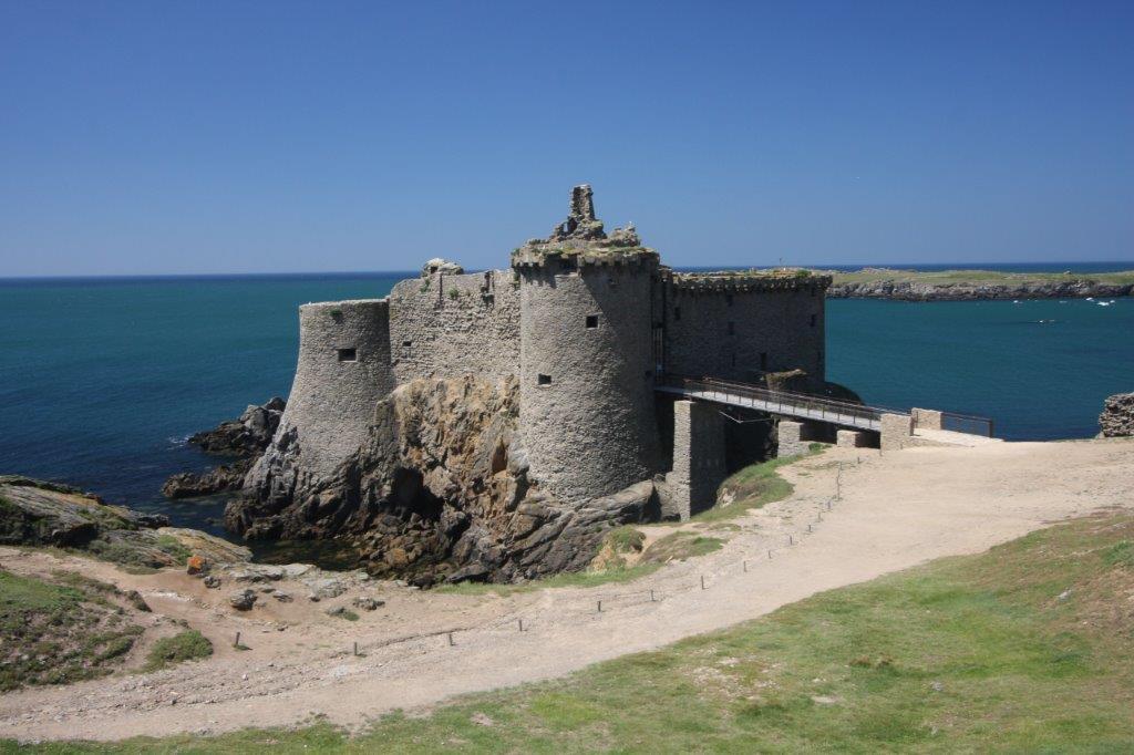 château ile d'Yeu