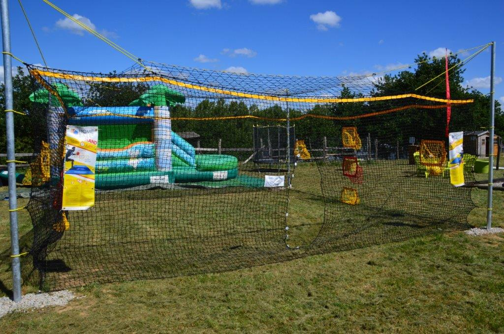 Home ball pour enfants du camping