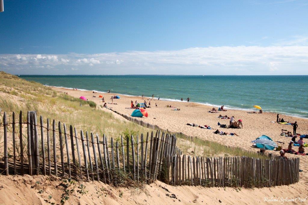 camping proche plages de Vendée