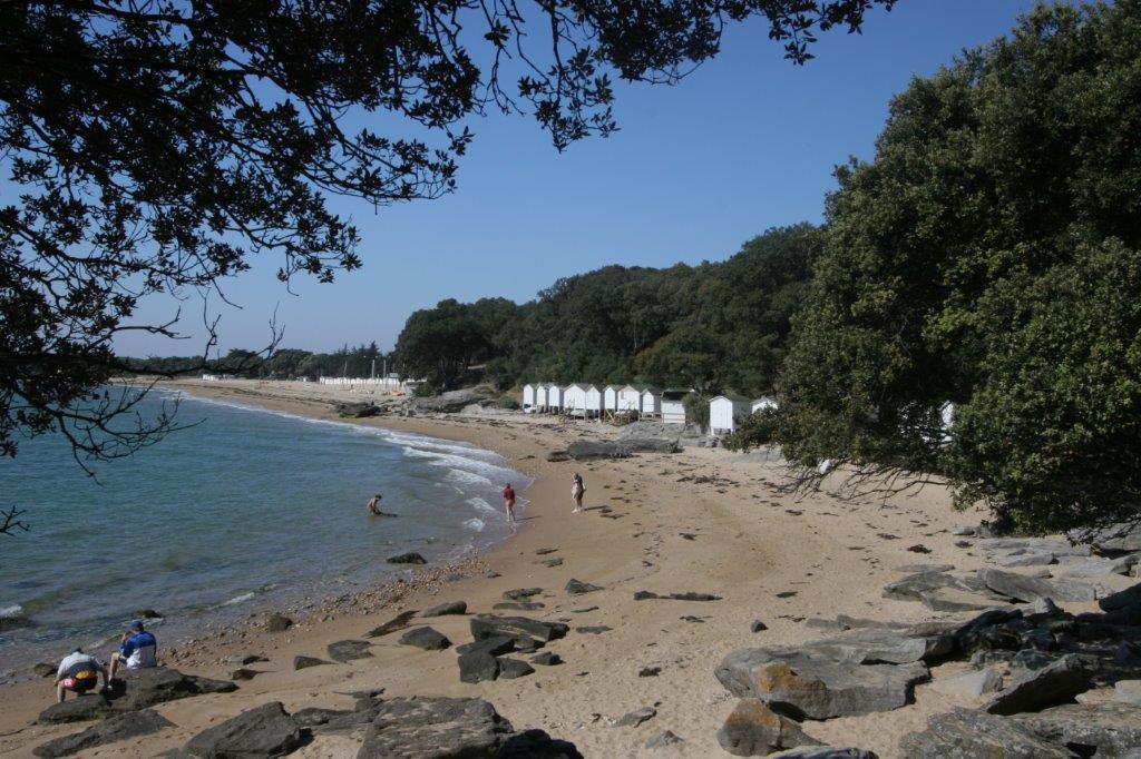 plage île de Noirmoutier