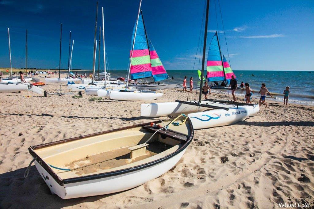 plage proche caming calme et familial