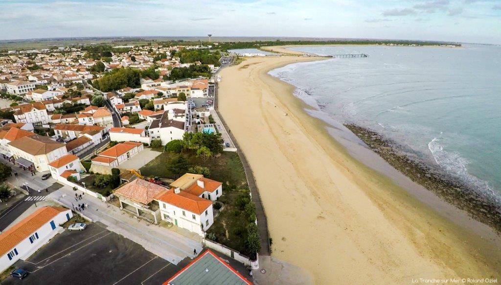 Littoral vendéen et ses plages proche camping 3 étoiles