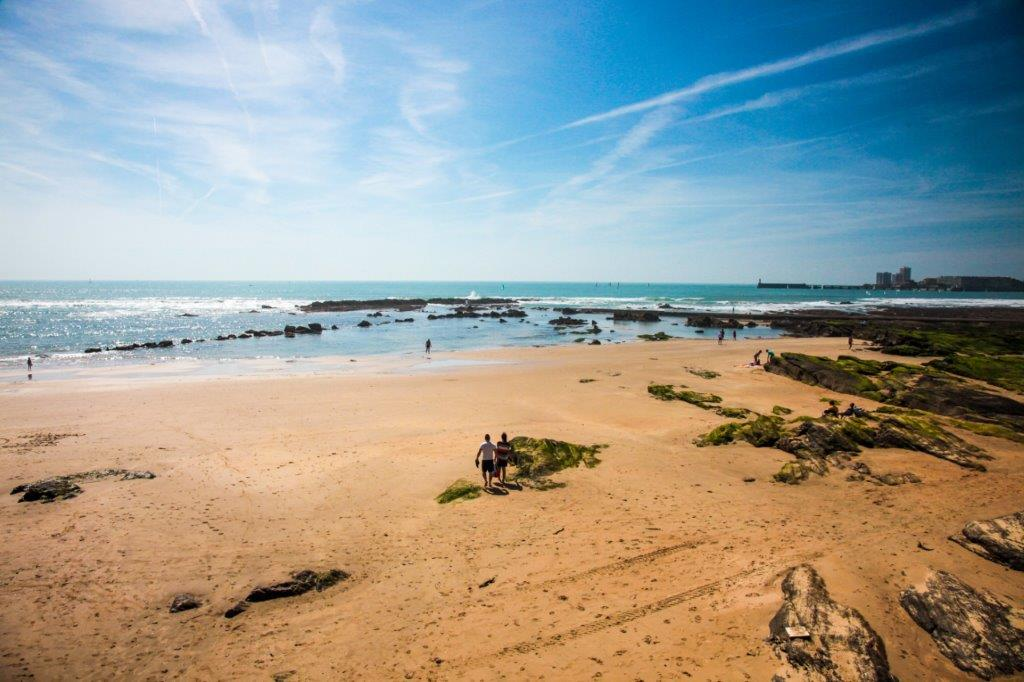 plage proche camping Ambois