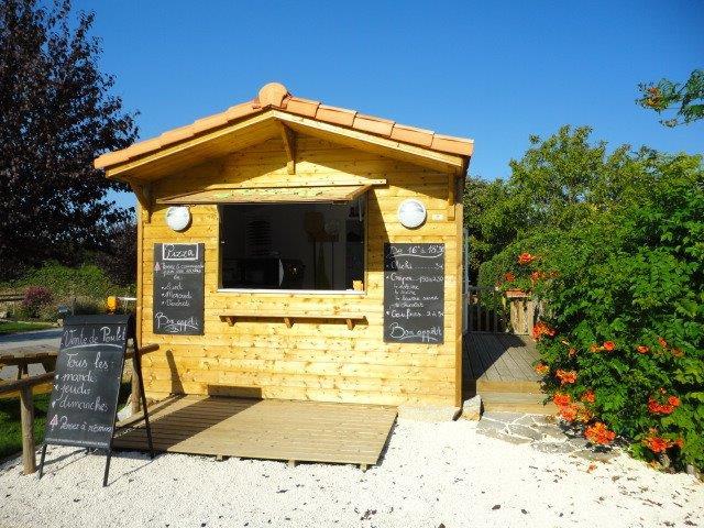 Pizzeria du camping l'Ambois