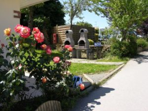 barbecues collectifs au camping l'Ambois
