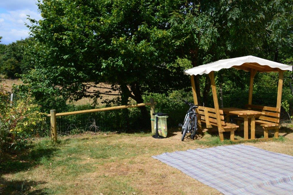 Emplacement de camping de qualité en Vendée