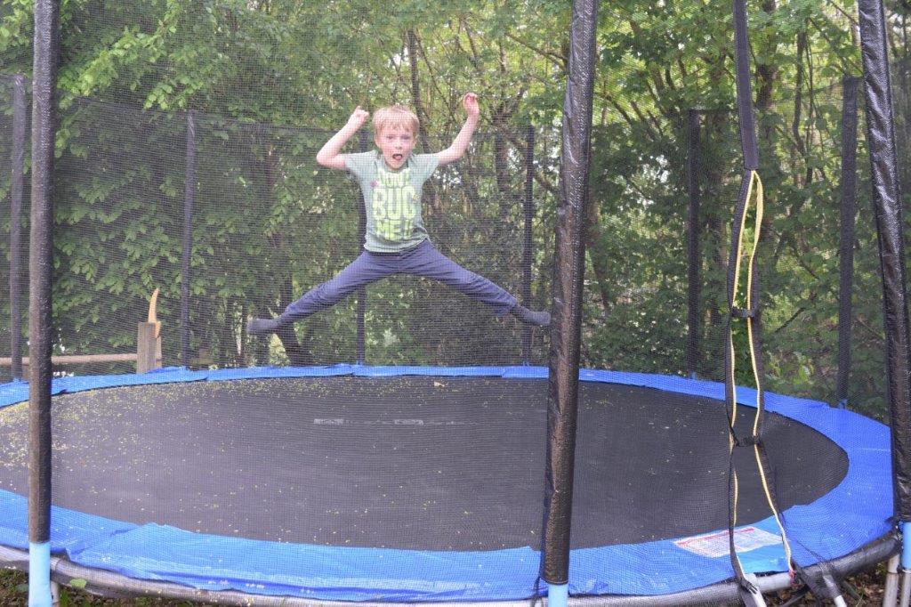 aire de jeux enfants camping 3 étoiles
