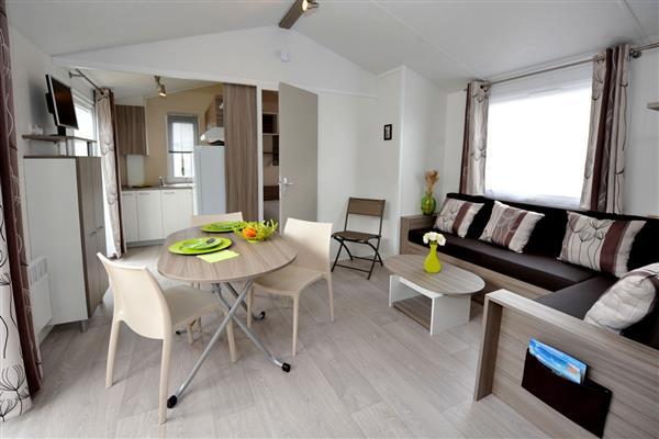 mobil home 3 chambres en Vendée);