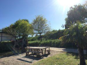 camping calme à la Roche Sur Yon