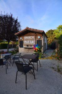 Snack dans Camping Vendée
