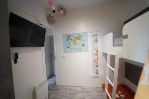 Mobile Home idéal enfants avec salle de jeux